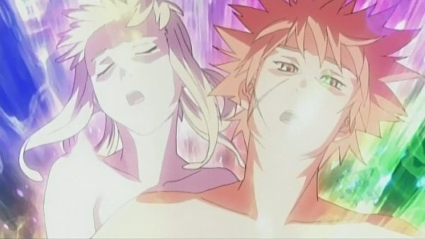 Apollo & Silvia Dans Sousei No Aquarion