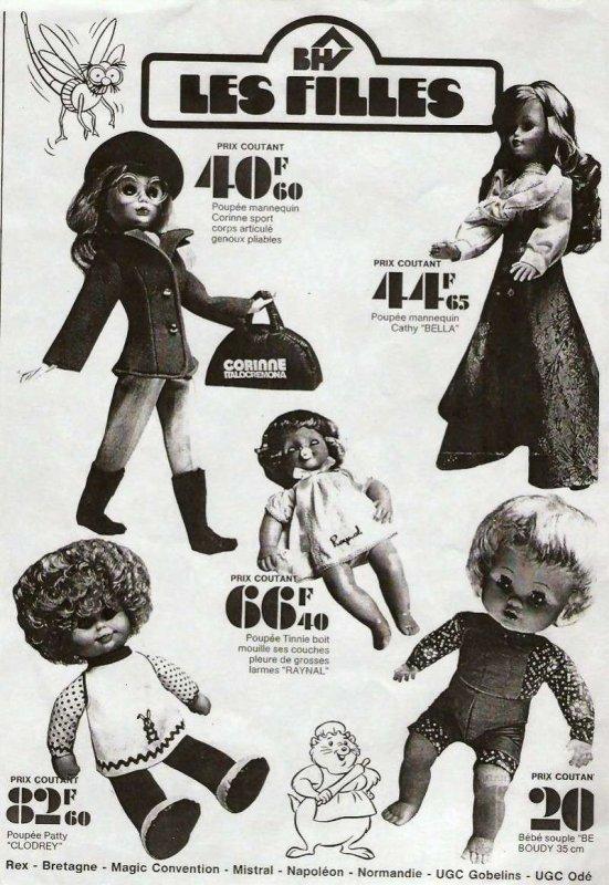patty une drole de poupée