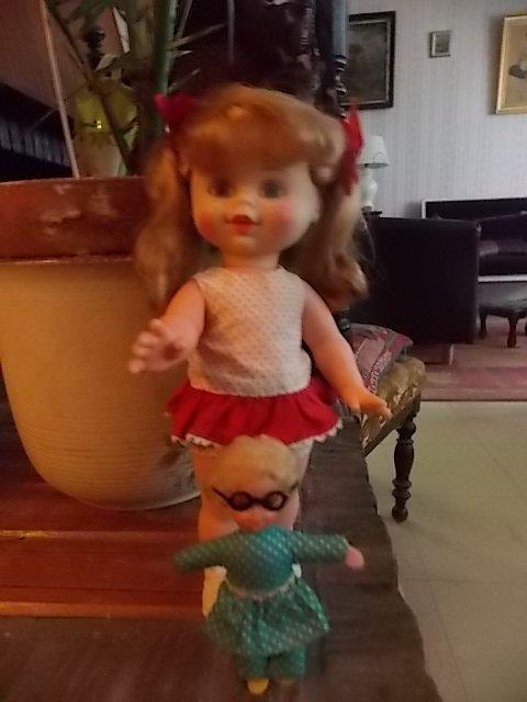 une petite fille sage!