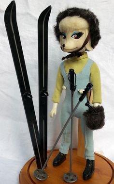 une poupée qui a du chien!!!