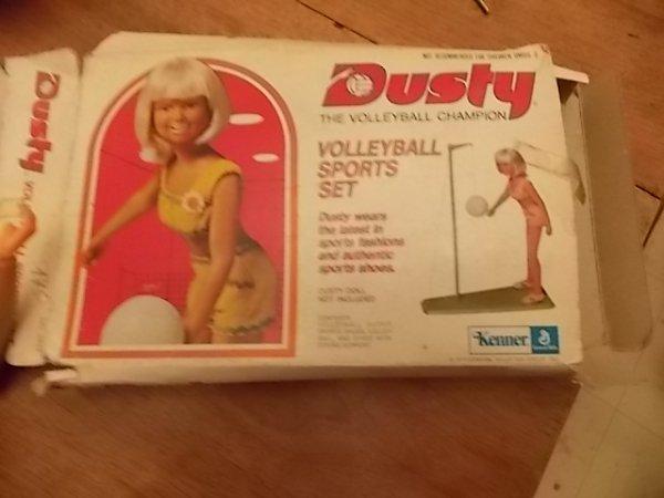dusty la sportive!!
