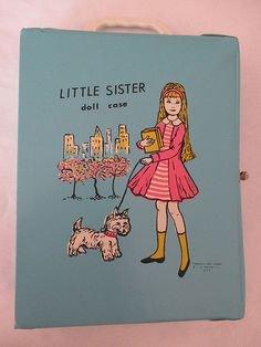 une petite soeur mais de qui??