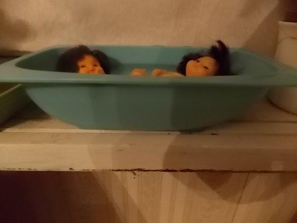 apres un long voyage qu'on est bien dans son bain frais