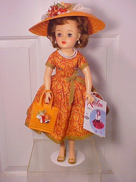 miss revlon aieuil de Barbie?