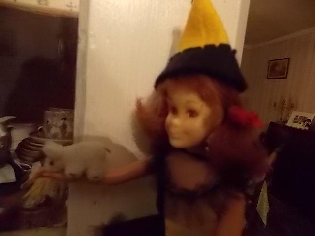skooter prepare halloween