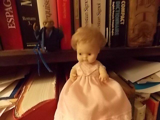 barriguitas a trouve une robe!