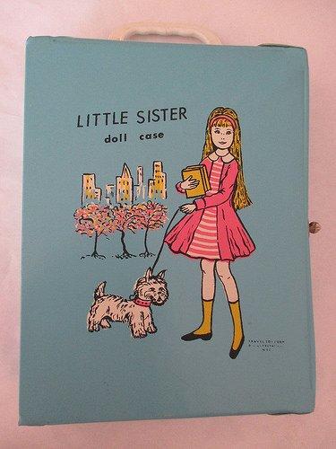 la petite soeur eegee.. oui mais de qui?