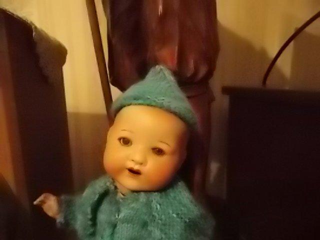 "bambino ""chouchou"" hiver 1937"