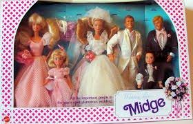 le mariage de midge