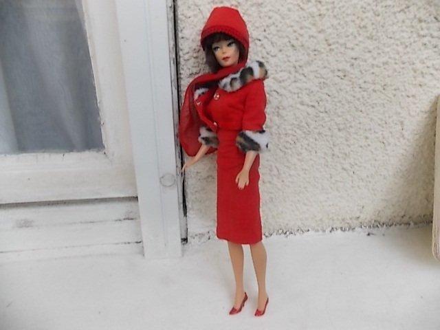 barbie matinee fashion..