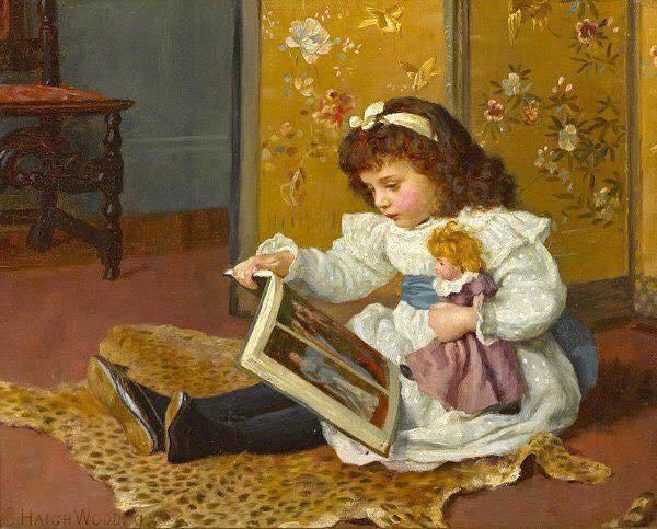 plaisir d'un livre