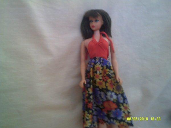 clin d'oeil a moumoudoll une barbie atypique