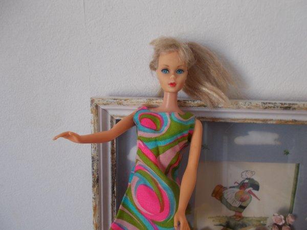 suite de la brocante! barbie twist