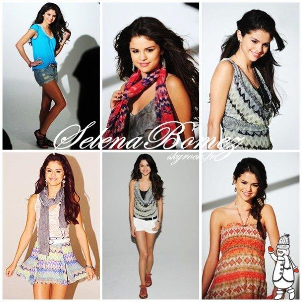 04/01/12: Le réveillon de Selena ! ♥