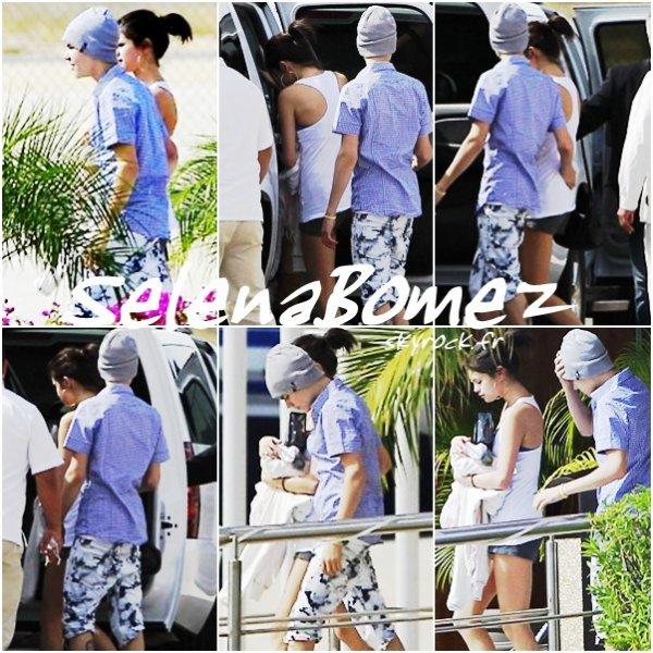 09/01/12 : Jelena au Mexique,une seconde fois.♥