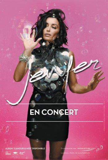 Dates de Tournée d'été ... Jenifer