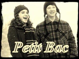 Petit Bac <3