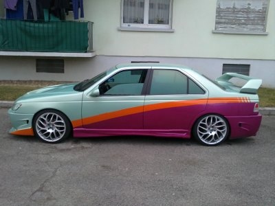 voila petit shooting de ma voiture ^^ !!!!!!!!