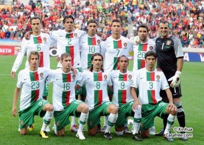 L'équipe Du Portugal , Les meilleurs Des équipes