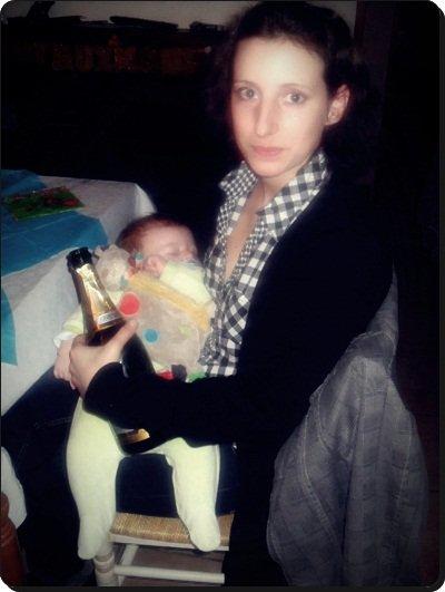 moi et mon doudou