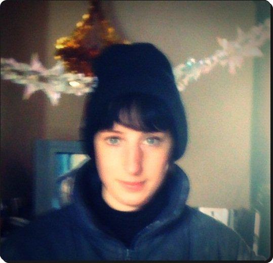 moi en mode hiver