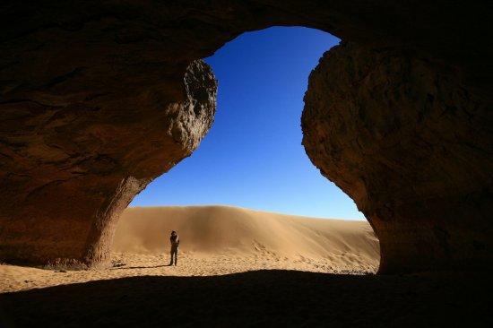 LE   MAJESTUEUX     DESERT   ALGERIEN