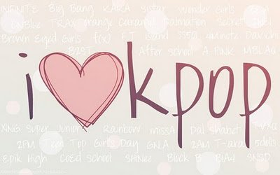 Mon addiction; la Kpop.