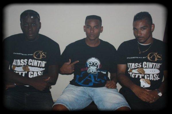 Backstage Du Clip Comoriano !