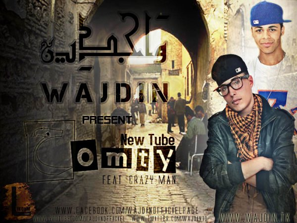 WAJDIN - 7OMTY FEAT CRAZY MAN (2012)