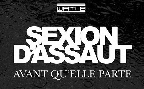 L'Apogée / SEXION D'ASSAUT - AVANT QUELLE PARTE - L'APOGEE DANS LES BACS (2012)
