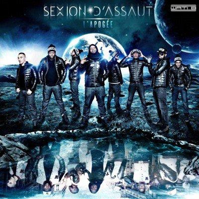 L'Apogée / SEXION D'ASSAUT - BALADER - L'APOGEE DANS LES BACS (2012)