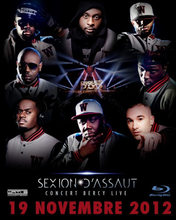 DVD Wati Bercy disponible le 19 Novembre ! DU LOURD !!!