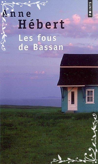 Ce que je suis en train de lire: Les fous de Bassan