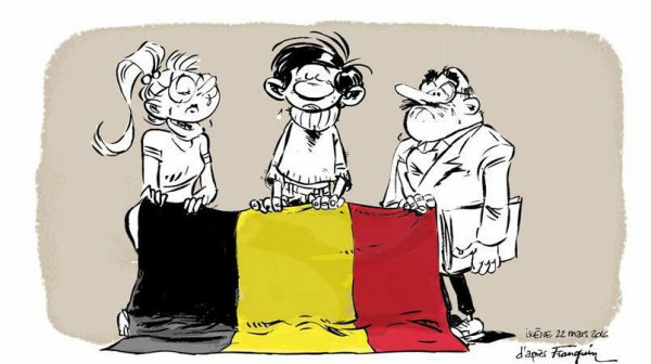 PrayForBruxelles