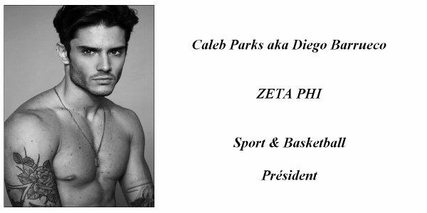 > Caleb Parks <