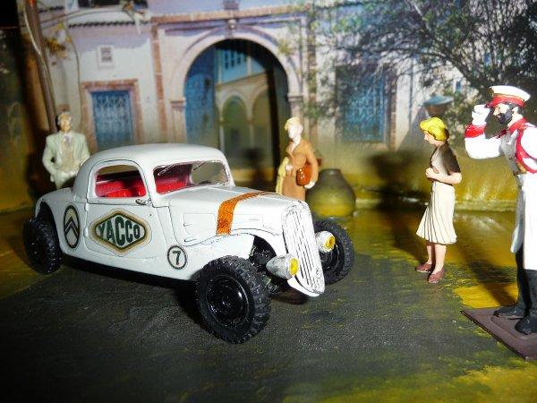 ROSALIE VII - 7S - 1934 - Autodrôme de Montlery le 21 juillet 1934 - 16000kms