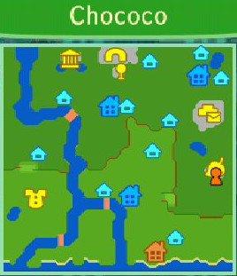 Plan de ma ville