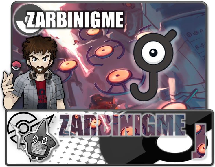 "ZARBINIGME # 01 ""J"" !"