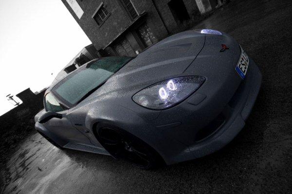 LOMA Corvette C6 BlackforceOne