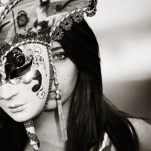 La vie est un carnaval quotidien. ♥