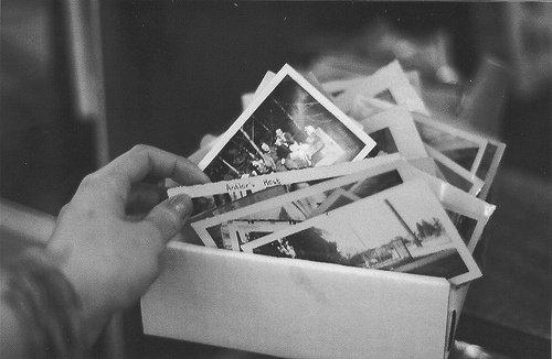 Souviens toi de nos (quelques) souvenirs.