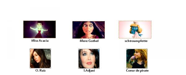 Les voix française dans les dessins animés