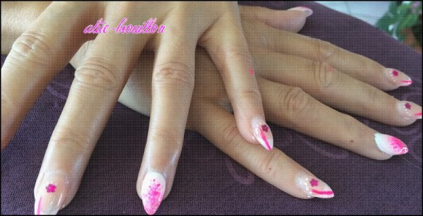Parlons Make up .. Nail Art