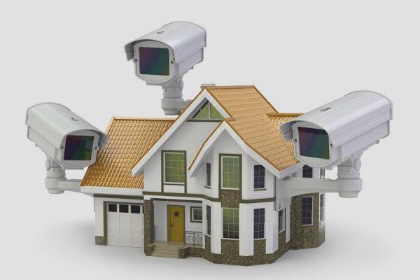 Sistemas de seguridad para el hogar.