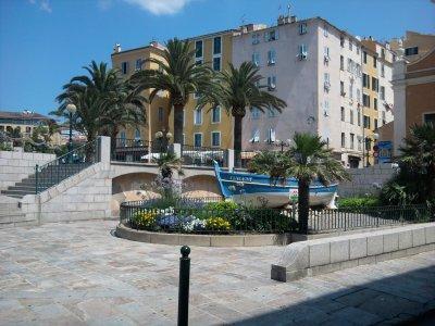 vacance de juillet la corse tres belle ville ajaccio.2010