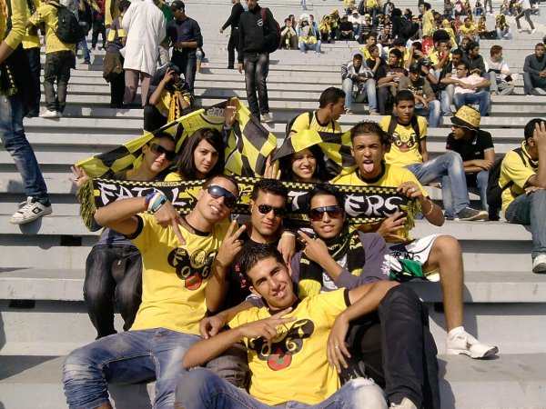 Déplacment Casa 2010