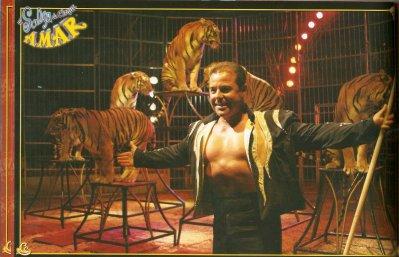 John Falck (les tigres de siberie)