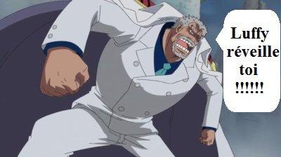 Fiction sur One Piece, Chapitre 1