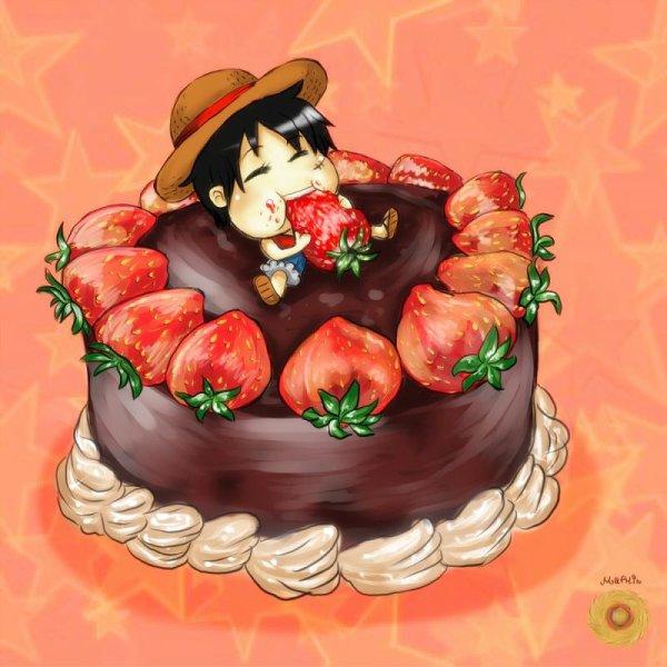 Luffy, Kawaiiiiiii !!!
