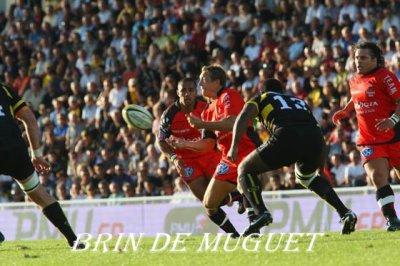 La Rochelle 13 - 15 Toulon